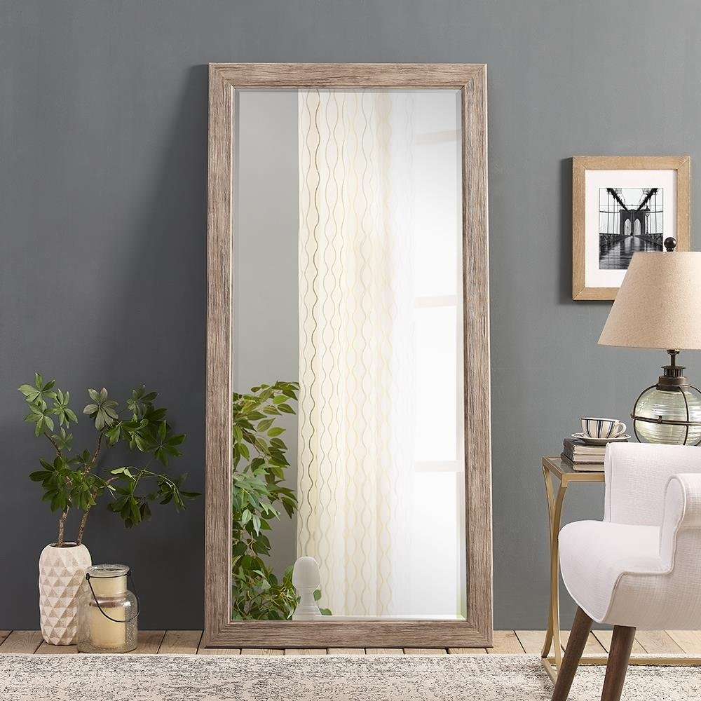 Naomi Home Rustic Mirror Natural
