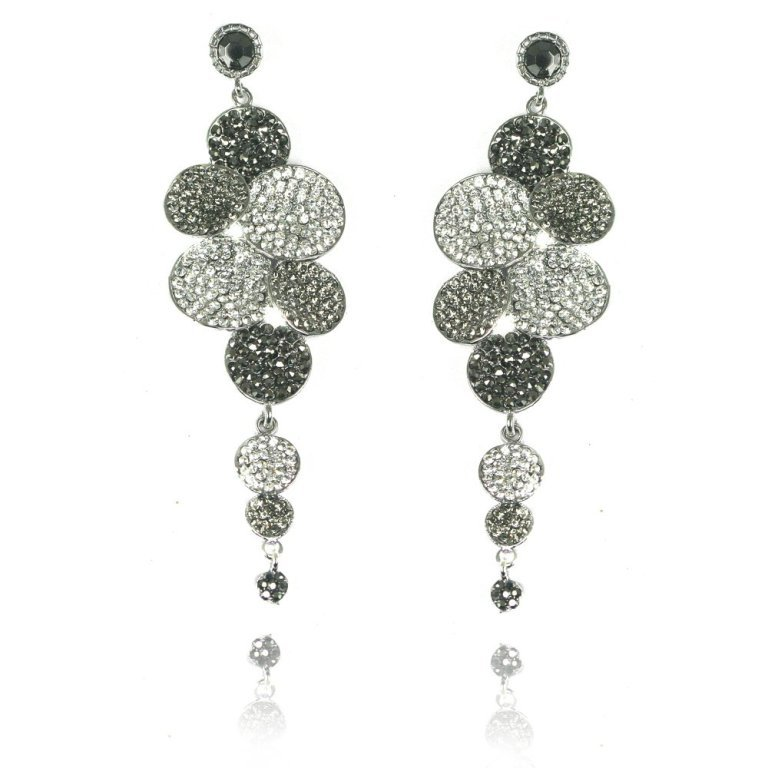 Top 10 Fabulous Black Diamond Earring Designs