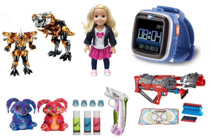 Top 10 Must Have Christmas Toys For 2017