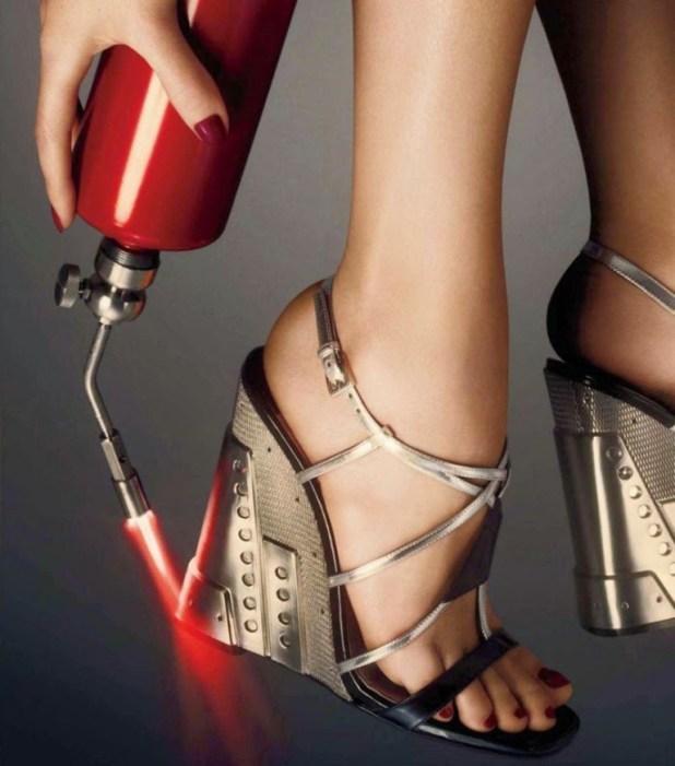 prada shoes sandals 2015 fall winter 2014 autumn editorial metal online shop sale price fashion trends prada