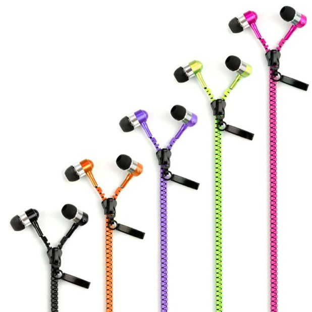 Zip Earphones