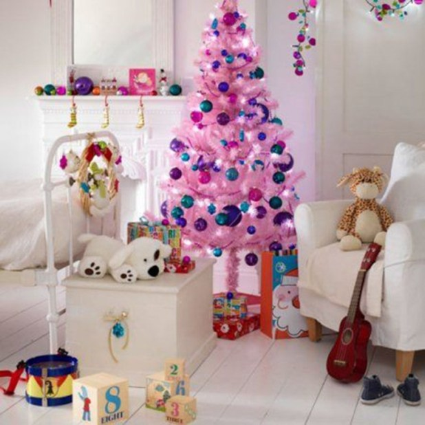 christmas tree decorating ideas (4)