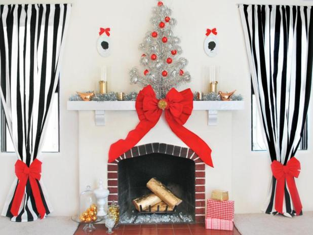 fireplace mantel decoration (5)