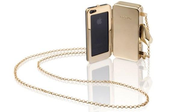 iPhone clutch