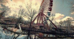 Top 10 Creepiest Abandoned Amusement Parks