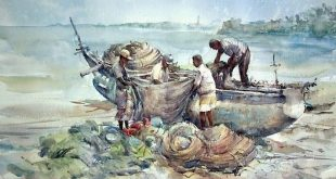 Top 10 Greatest Watercolor Artists Worldwide