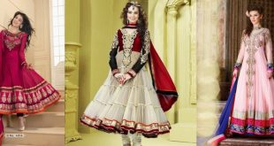 Top Styles in Ethnic Anarkali Dresses To Sizzle Like a Diva