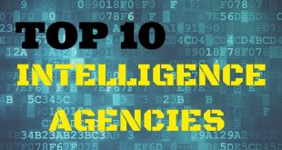 Top 10 Intelligence Agencies in The World