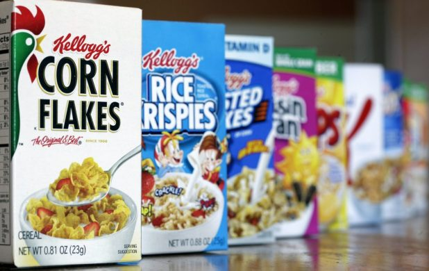 Kellogg's white label products
