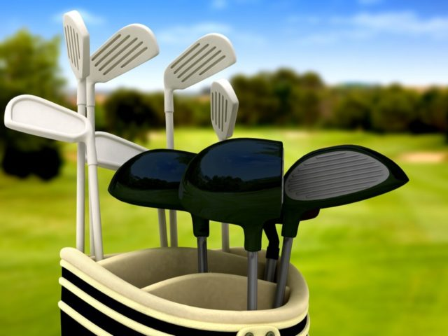 Golf-Equipment