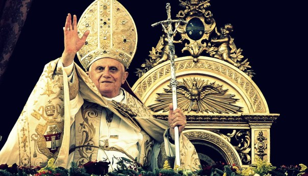 Image result for Cardinal Joseph Ratzinger looking creepy