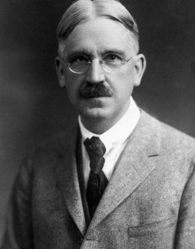 Portrait of John Dewey