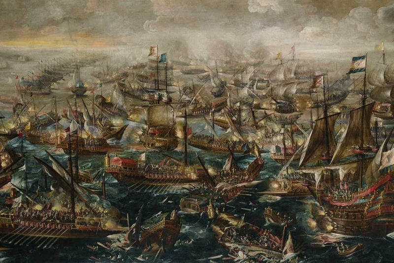 Top 10 Naval Battles That Were Game Changers Toptenz Net
