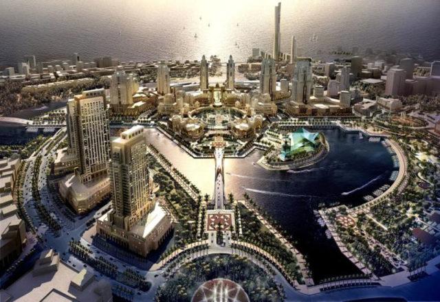 KAEC-cities