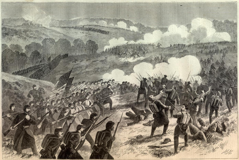 10 Decisive American Civil War Battles You Never Hear