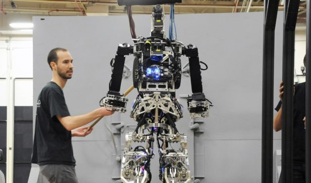 SAFFiR demonstration - NRL Laboratory for Autonomous Systems Res