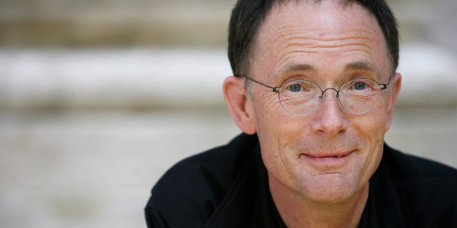 ROME - MAY 26: U.S. Author William Gibson attends the 7th editition of the Festival of Literature at Literature House on May 26, 2007 in Rome, Italy. (Photo by Elisabetta A. Villa/WireImage)