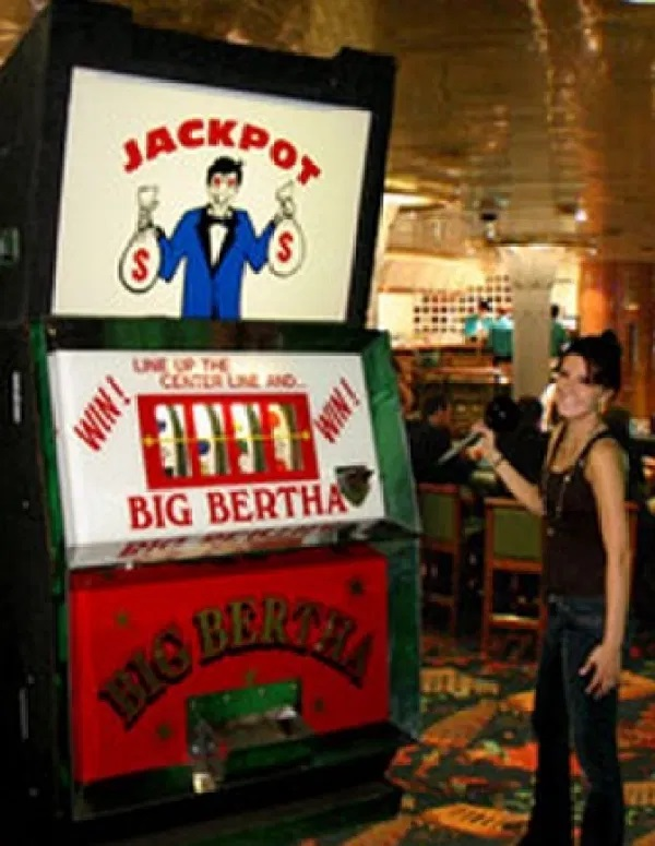 Fact 5: The Worlds Biggest Slot Machine