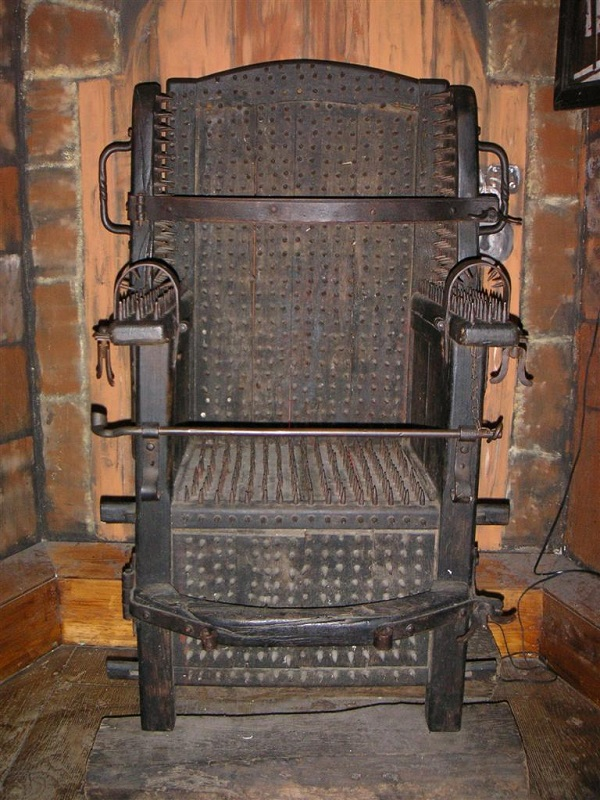 The Iron Chair