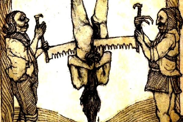 Ten Horrifying Torture Tools And Methods From Medieval Times