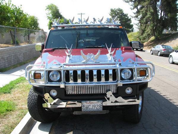SteetFire Hummer