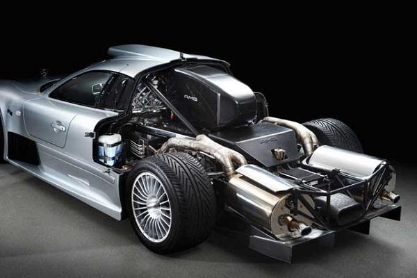 Mercedes-Benz CLK LM Straßenversion (AMG)