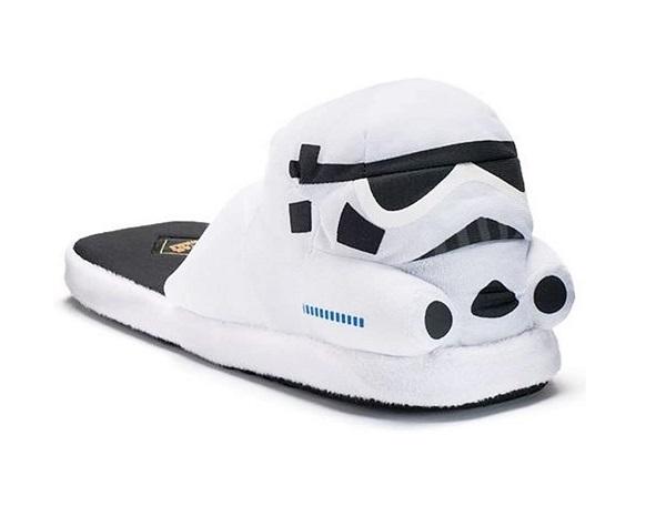 Star Wars Stormtrooper Adult Slippers