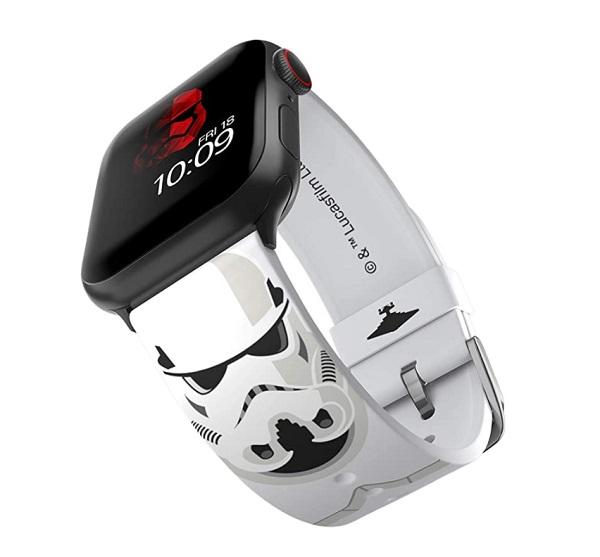 Star Wars Stormtrooper Smartwatch Band