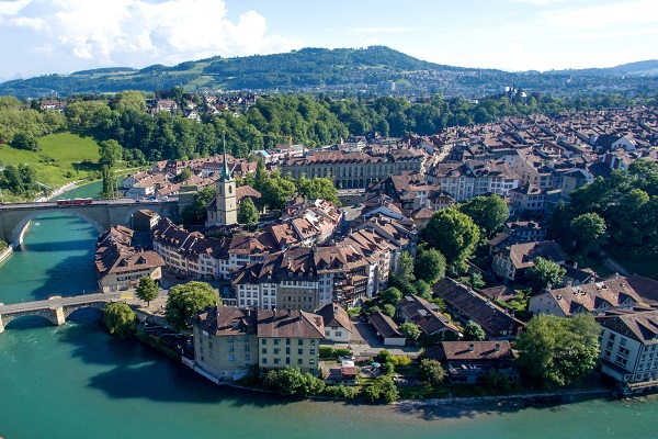 10. Bern, Switzerland