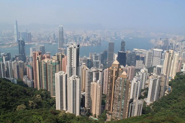 2. Hong Kong, Hong Kong