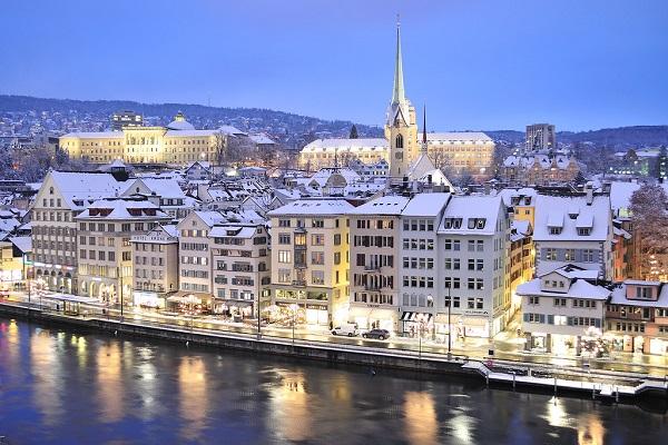 5. Zurich, Switzerland