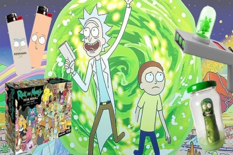 Ten of The Very Best Rick and Morty Gift Ideas Money Can Buy