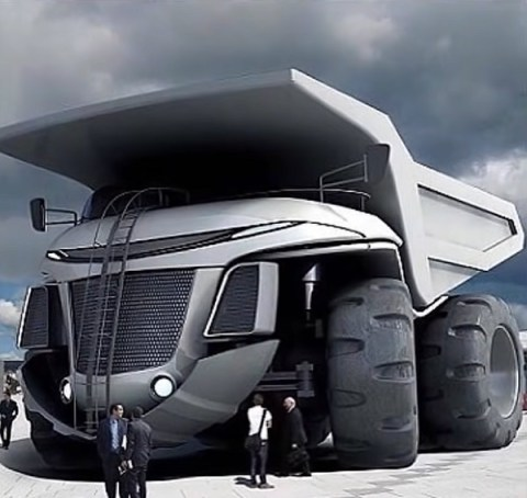 Ten of the Worlds Biggest Trucks That Are All Absolutely Massive!