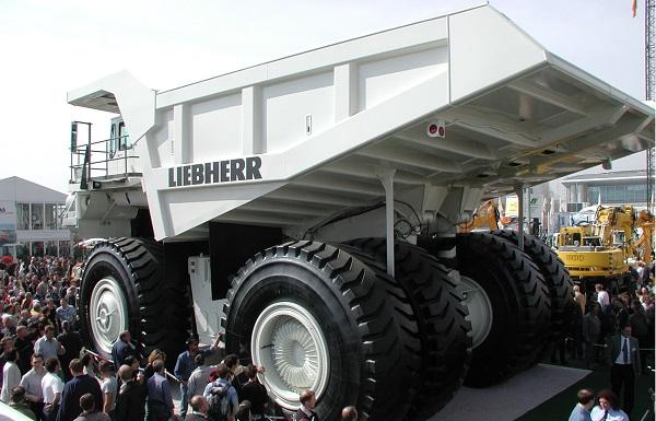 Liebherr T282-B