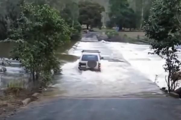 Cahills Crossing, Australia - 40+ Lives Lost