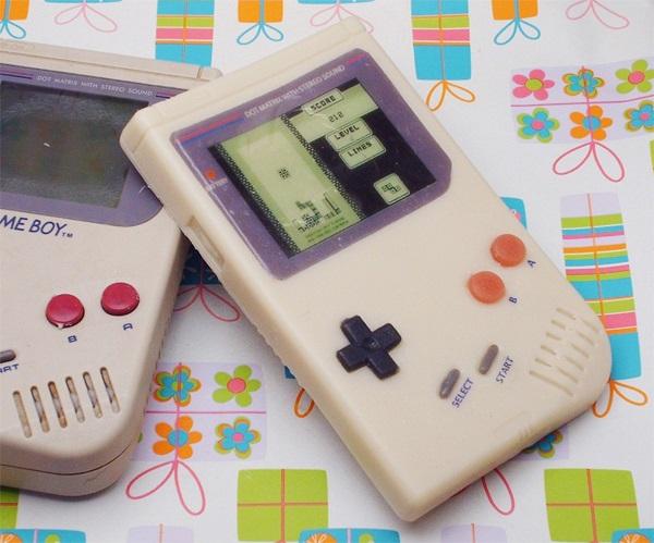 Nintendo Gameboy Soap