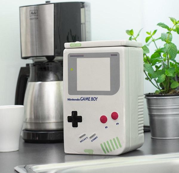 Nintendo Gameboy Cookie Jar