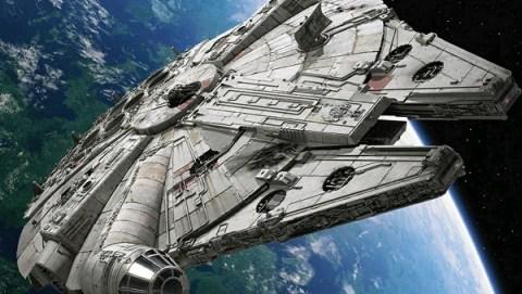 Ten Millennium Falcon Gift Ideas for True Star Was Fans