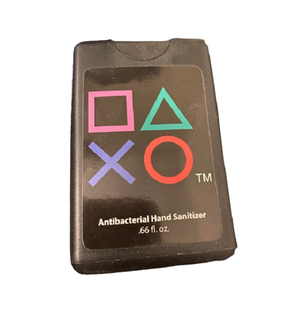 PlayStation Icon Antibacterial Hand Sanitizer