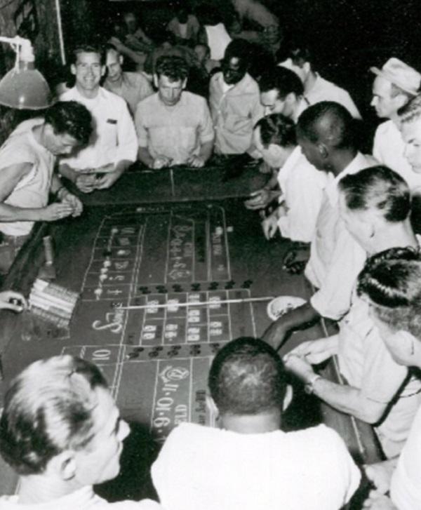 Casino in a Prison