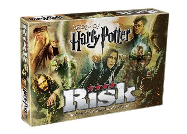 RISK: Harry Potter Edition