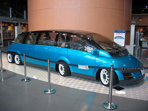 All Electric Limousine