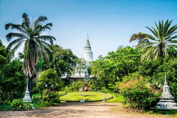 Phnom Penh, Cambodia - Air quality index: 12