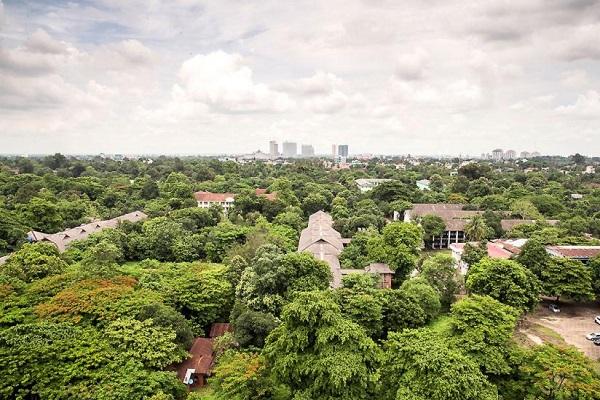 Yangon, Myanmar - Air quality index: 9