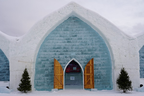 Ten of The Worlds Most Amazing Ice Hotels You Can Stay in
