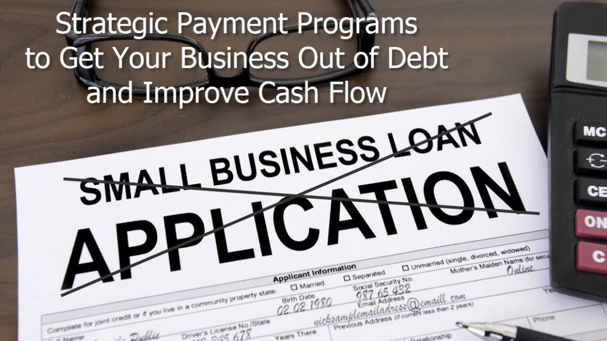 Business out of Debt