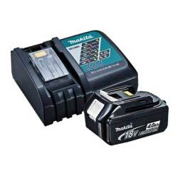 Makita battery and chargers
