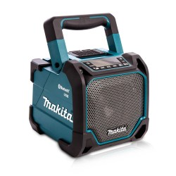 Toptopdeal-co-uk Makita DMR202 10 8 18V Job Site Speaker With Bluetooth Body Only