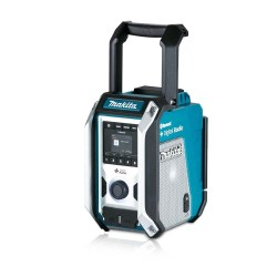Toptopdeal-co-uk MAKITA DMR115 18V LXT 10 8V CXT BLUETOOTH & DAB DIGITAL JOB SITE RADIO