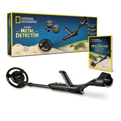Toptopdeal-National-Geographic-Junior-Metal-Detector-–-Adjustable-Metal-Detector-for-Kids-with-7-5-Waterproof-Dual-Coil-and-Lightweight-Design